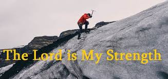 God Has Given You The Daily Strength Sufficient For Your