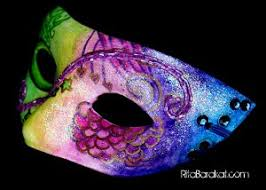 Mask Decorating Ideas Stunning Decorative Mask FaveCrafts 16