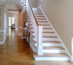 Basement Stair Designs Custom Wall Stair Railing Marvellous Basement Stairs Finishing Ideas All In