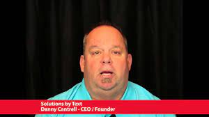 Danny Cantrell of Solutions by Text - YouTube