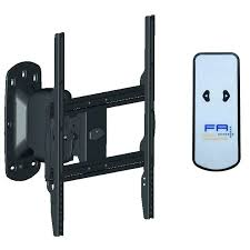 rotating tv wall mounts electric swivel swivel tv wall mount with shelf