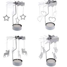 Cheap Tea Lights And Holders Romantic Candle Holders Revolving Door Windmill Rotation Candlestick Candleholder Candle Tea Light Holder Wholesales Large Candles And Holders Large