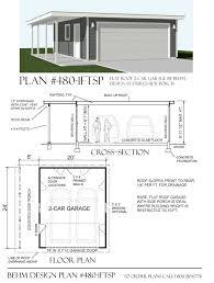Buy Online garage plans