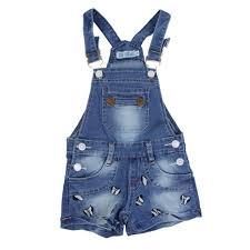 Áo Yếm Bé Gái Jean Nhạt Thời Trang Cho Bé Từ 5-10 Tuổi giảm chỉ còn 212,000  đ