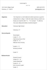 resume template for college student college student resume templates template for student resume