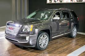2018 gmc suv. perfect gmc 2018 gmc suv models update info on o