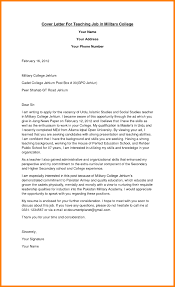 Cover Letter For Cna Resume Cover Letter Examples for College Teachers RESUME 97