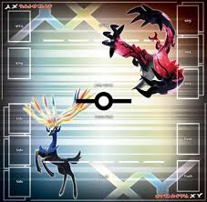Pokemon XY Card Supplies Xerneas & Yveltal Elite Trainer Deck Shield Tin  Toys & Hobbies Collectible Card Games