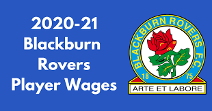 Search results for blackburn rovers logo vectors. Blackburn Rovers 2020 21 Player Wages Football League Fc