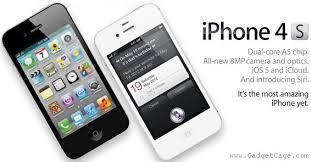 Iphone 4 Iphone 4s Comparison Chart Apple Iphone 4 Vs Iphone 4s Comparison Gadget Cage