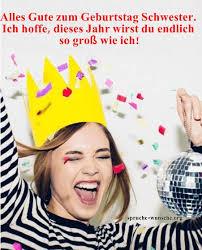 125 Beste Geburtstagswünsche Für Schwester