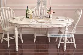 cottage dining room tables. Contemporary Decoration Cottage Dining Tables Shabby Chic Oval Table French Vintage Style White Roses Room