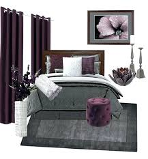 Purple And Gray Bedroom Decor Purple And Gray Bedroom Decorating Ideas Plum  Colored Bedroom Ideas Purple