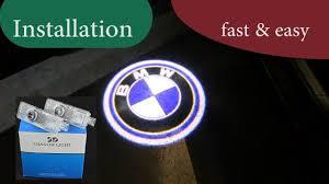 3d Shadow Light Bmw How To Install Door Led Laser Emblem Shadow 3d Lights Bmw Projector Logo Lights