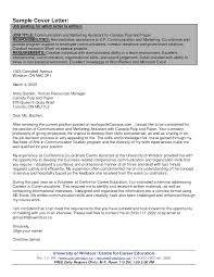 Cover Letter For Government Affairs Job Adriangatton Com