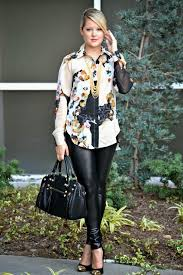 philliplimfortarget target target style fl blouse leather leggings gold cap toe heels marshalls bag