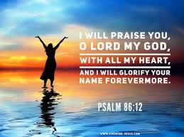 Image result for praise be to my God