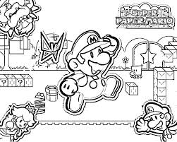 Small Picture Super Mario Luigi Princess Peach And Bowser Coloring Page Editor