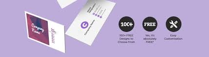 Free Name Cards Get 100 Free Business Cards Online At Printstop