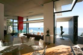 Interior Decorating Courses Cape Town Contemporary Seaside Villa In Cape Town Idesignarch Interior