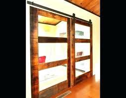 barn door with glass panels sliding door with glass panels barn door panels barn door with