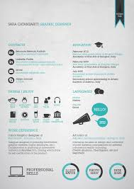 graphic designer resume inspiration 50 awesome resume designs that will bag  the job hongkiat free