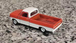 January 26, 2018 - M2 1967 Mercury M100 Pickup - Swifty's Garage
