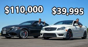 This car is super sharp looking on the. Is The 2013 Mercedes C63 Amg A Better Buy Than A 2020 C63 S Coupe Carscoops