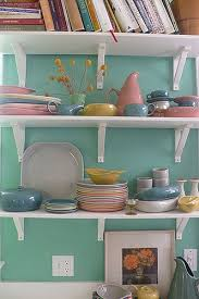 and another beautiful collection of russel wright pottery from bauer