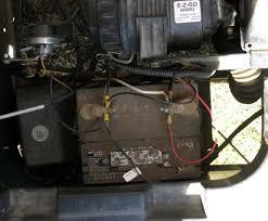 yamaha golf cart without a key 1995 Yamaha G14 Gas Wiring Diagram Yamaha G14 Engine