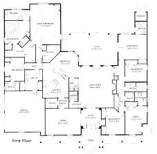 in law suites house plans single family home with mother l on detached suite floor