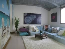 Beach Living Rooms Beach Themed Living Room Decorating Ideas Modern House