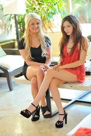 Cassie Increased Wide Of Chloe Lesbian Amusement