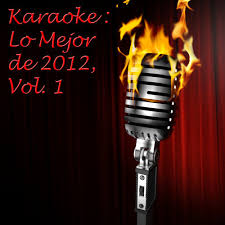 Latin Charts 2012 Ultimate Tribute Stars Karaoke Latin Hits Of 2012 Vol 1