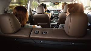 nissan murano social interior with