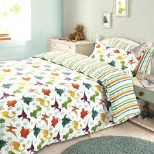 animal toddler bedding juvenile bedding sets dinosaur animal print duvet set quilt cover with pillow cases