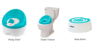3 in 1 combination potty chair