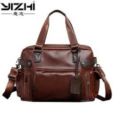 <b>PNDME Vintage genuine leather</b> business Men's briefcase Multi ...
