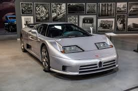 The prices have increased since then. 1994 Bugatti Eb110 Supersport Le Mans Le Mans Prepared Vehicle