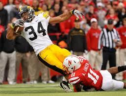 Iowa RB Coker played while facing assault probe   Iowa ...