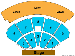 Unexpected Snowden Amphitheater Seating Chart Bankplus