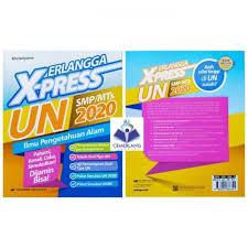 Buku ini dapat membantu kegiatan belajarmu secara mandiri di rumah, karena. 37 Xpress Erlangga Smp 2020 X Press Un Mts Harga Rp 154ribu Inkuiri Com