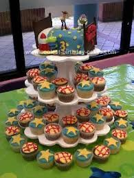 Cool Homemade Andys Bed Toy Story Birthday Cake