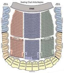 Gulfshore Playhouse Seating Chart Naples Upscale Lifestyle