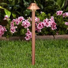 vista pro path and spread landscape lighting pr 2165 natural copper com