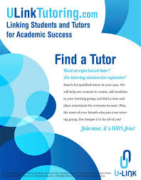 How To Make Your Own Tutoring Flyer Template Answerlytics Com