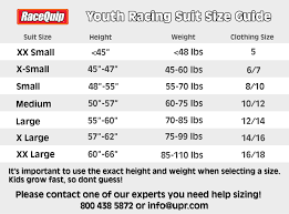 Racequip Helmet Size Chart Racequip Youth Racing Jacket At The Best Prices Upr Com