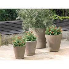 crescent garden planters. Crescent Garden Planters Round Planter Free Shipping From Where To Buy