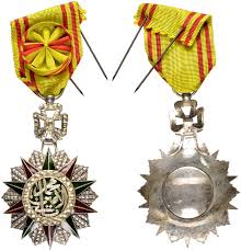 Orden Des Ruhmes Sog Nischan Iftikhar Orden 3 Modell 1857