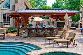 pacific outdoor living backyard designs with pool and outdoor kitchen kitchen backyard design wonderful designs with